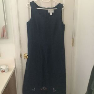 Country Concept demin-style dress